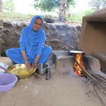 hand made chapati