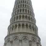 Leaning Tower up close