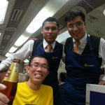 Friendly staff from Peru Rail