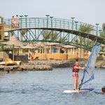 Маша освоила серфинг