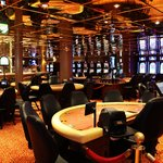Casino on the ship