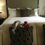 Superior Room: it was nice but some of the other rooms are more contemporary