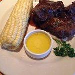 Beef short rib with veg