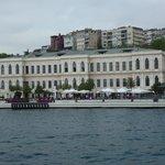 Bosphorus front