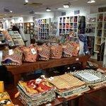 Plenty of gifts from around Australia in Mbantua Gallery.