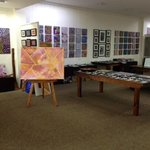 Aboriginal art is a speciality of Mbantua Gallery and Cultural Museum.