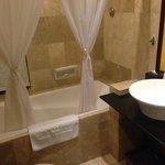 Cottage : salle de bain