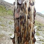 The 'penny post' on the Pyg/Miners track