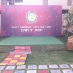 Christmas and New Year function