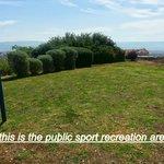 public sport recreation area