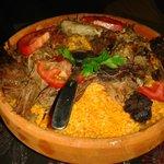 Tasty Lamb dish