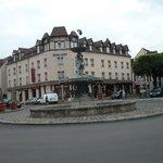Hotel Normandy, Vernon