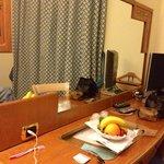 """Le stanze hanno sempre la """"frutta di Benvenuto"""" fresca sul tavolo!"""