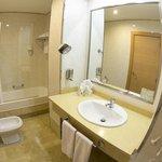 Bañoo habitación standar