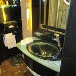 Glitzy Bathroom