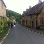 Castle Combe - like going back in time