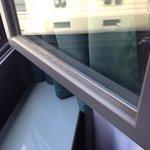 polvere sulle finestre a bizeffe