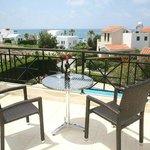 4 bedroom villa balcony view