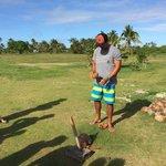 Cracking Coconut