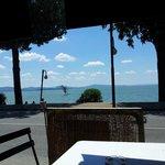tavolini vista lago