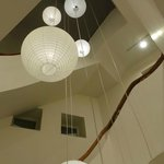 Lightining at lobby and staircase