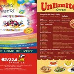 Unlimited Offers Rs.199/- Onwards