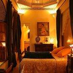 Une chambre au Riad