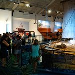 17 million people have visited the Kon-Tiki Museum since it opened in 1950