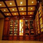 The Thor Heyerdahl Library at The Kon-Tiki Museum