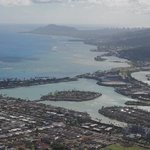the view from Koko Head