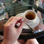 Tiny delicious espresso