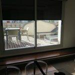 salon et terrasse suite 52