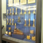 That's quite a trophy cabinet