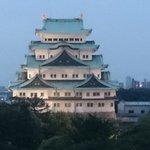 名古屋城の眺めは最高