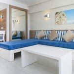 Salón Apartamento Vista Mar