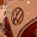 Iconic VW van