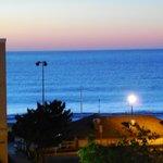 Sunrise June 1st from Balcony