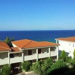 όταν ζητούσα δωμάτιο με θέα τη θάλασσα, δεν φανταζόμουν ακριβώς αυτό!