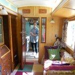 Dolly's interior
