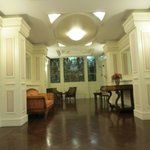 A stylish Lobby on the 2nd Floor