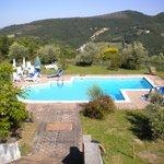 Country House Pro Vobis- La piscina