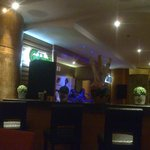 the d'costa bar with live music..