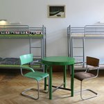 Green room (6-bed dormitory)