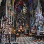 一昨年のシュテファン大聖堂