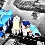 boat parking zone @ city extra restaurant