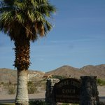 Arriving at Furnace Creek