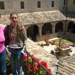 Il convento si San Damiano- Assisi