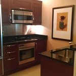 Full kitchen, including dishwasher. Tower 2. 11th floor Suite 720