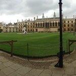 Kings College panorama