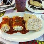 roll lasagna